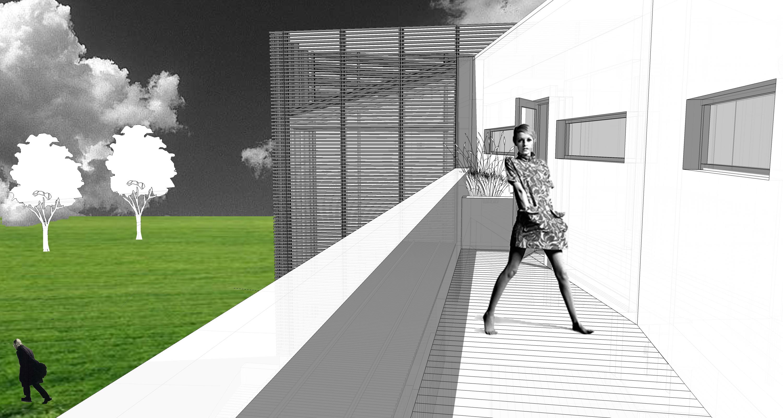 Andrew m torres archive second floor terrace for Terrace 2nd floor